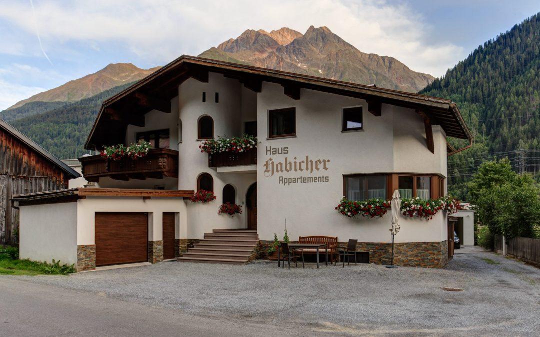 Appartements Habicher